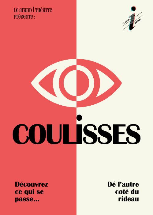 Affiche du spectacle Coulisses