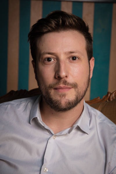 Boris Petitou, co-fondateur du Grand i Théâtre