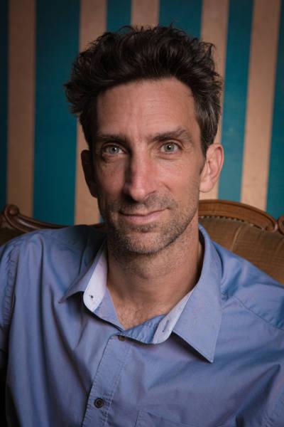 Laurent Berthier, comédien et formateur au Grand i Théâtre