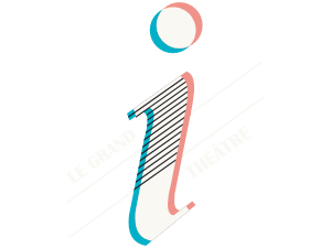 Logo Le Grand I Théâtre blanc